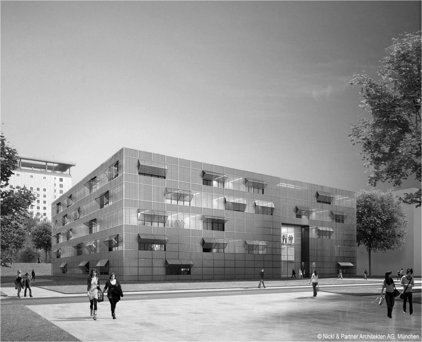 ww_Bildung_Zentrum fuer Schlaganfall_Copyright_Nickl Partner Architekten_Muenchen_sw