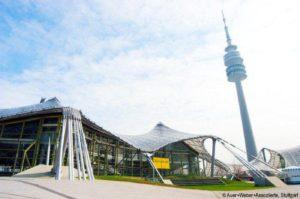 Erweiterung Olympiahalle München